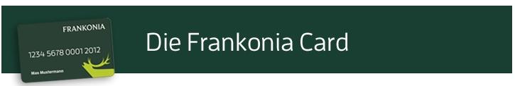 Frankonia Card