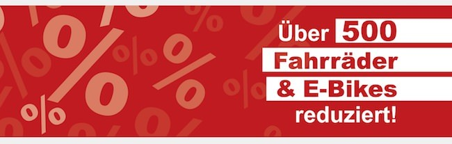 Radwelt-Shop Sale